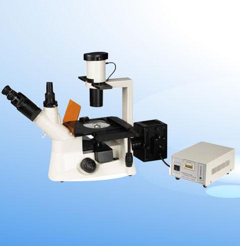 倒置荧光显微镜  XSP-63XV