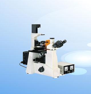 倒置荧光显微镜  XSP-63XD